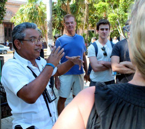 Trip to Merida Yucatan